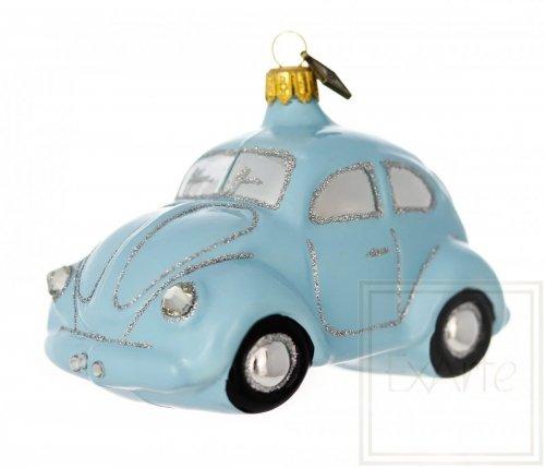 Auto 9cm – Himmelblaue Erinnerung
