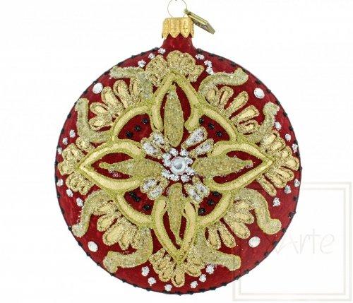 Medaillon 10 cm - Sarabande
