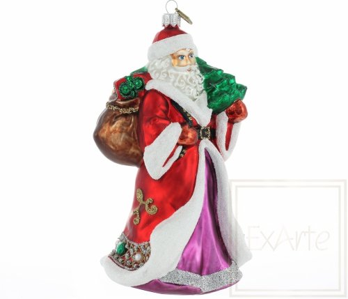 Mikołaj 18cm - Wigilijny