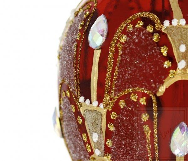 Jajko 13cm - Diamentowe ogniki