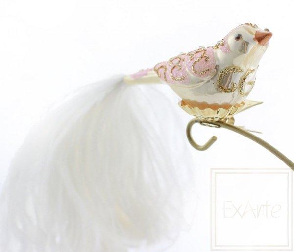 Ptak różany - 9cm