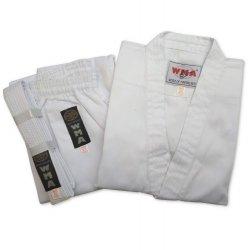 Karatega biała WMA od 110 cm - PROMOCJA