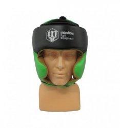 Kask bokserski sparingowy KSTOP-PU-FT