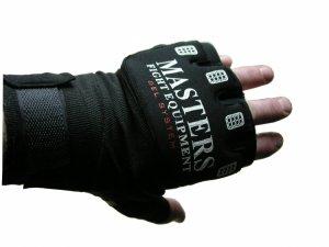 Bandaże bokserskie żelowe MASTERS - BBŻ-MFE