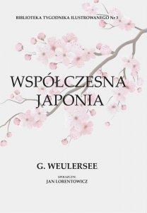 Współczesna Japonia - G. Weulersse