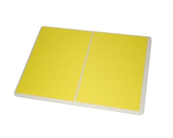 Deska do wielokrotnego łamania - lekka/żółta