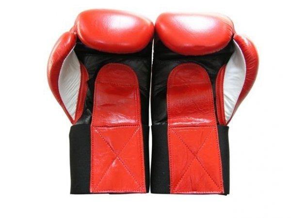 Rękawice bokserskie MASTERS - RBT-60 - skóra