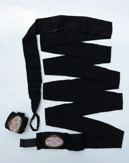 Bandaż bokserski elastyczny BBE- 2 x 4m