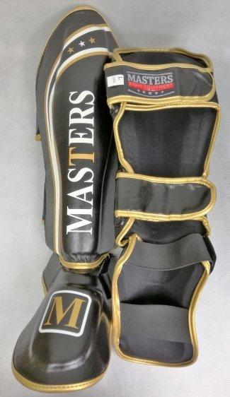 Ochraniacze piszczeli i stopy MASTERS - NS-10