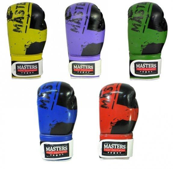 Rękawice bokserskie RPU-MASTERS-budosport