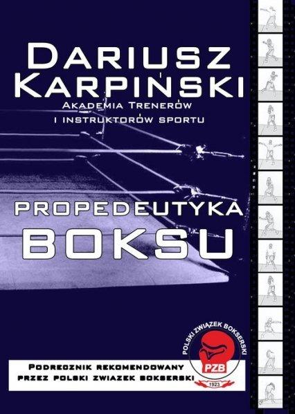 Propedeutyka Boksu Dariusz Karpiński