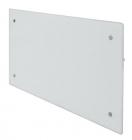 Grzejnik szklany ADAX Clea WiFi H08 KWT biały /  800W