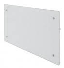 Grzejnik szklany ADAX Clea WiFi H12 KWT biały  / 1200W