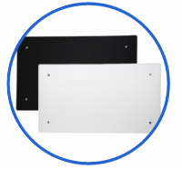 ADAX Clea CP KET z termostatem elektronicznym