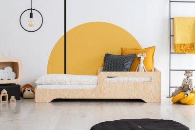 KIKI 3  90x170cm Łóżko dziecięce drewniane ADEKO