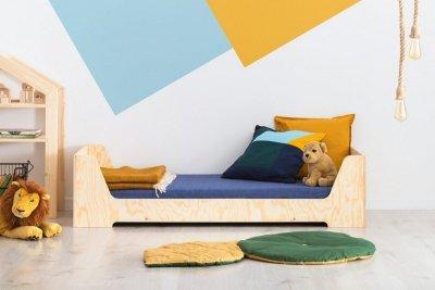 KIKI 13  80x150cm Łóżko dziecięce drewniane ADEKO