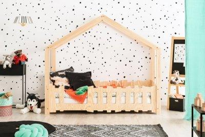 SELO B 80x160cm Łóżko dziecięce domek ADEKO