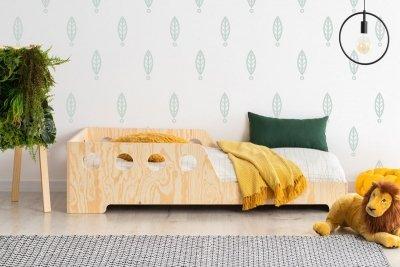 KIKI 16  80x160cm Łóżko dziecięce domek ADEKO
