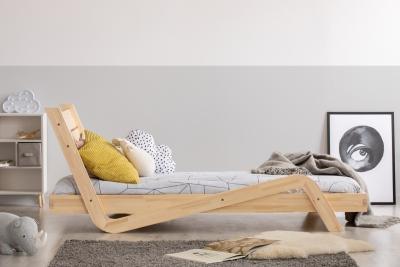 Zigzag 80x160cm Łóżko młodzieżowe ADEKO