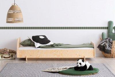 KIKI 4  80x170cm Łóżko dziecięce drewniane ADEKO