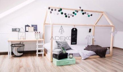 Łóżko dziecięce domek Mila NM 120x190cm ADEKO