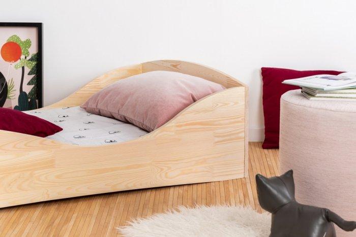 PEPE 5 80x170cm Łóżko drewniane dziecięce