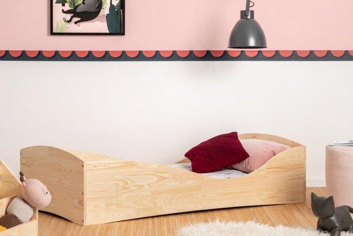 PEPE 5 80x190cm Łóżko drewniane dziecięce