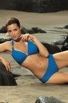 Kostium kąpielowy Marko Lauren Surf M-325 błękit królewski (80)