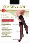 Golden Lady Super Comfort 20 den podkolanówki