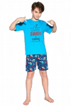 Cornette Young Boy 790/94 Danger 134-164 piżama chłopięca