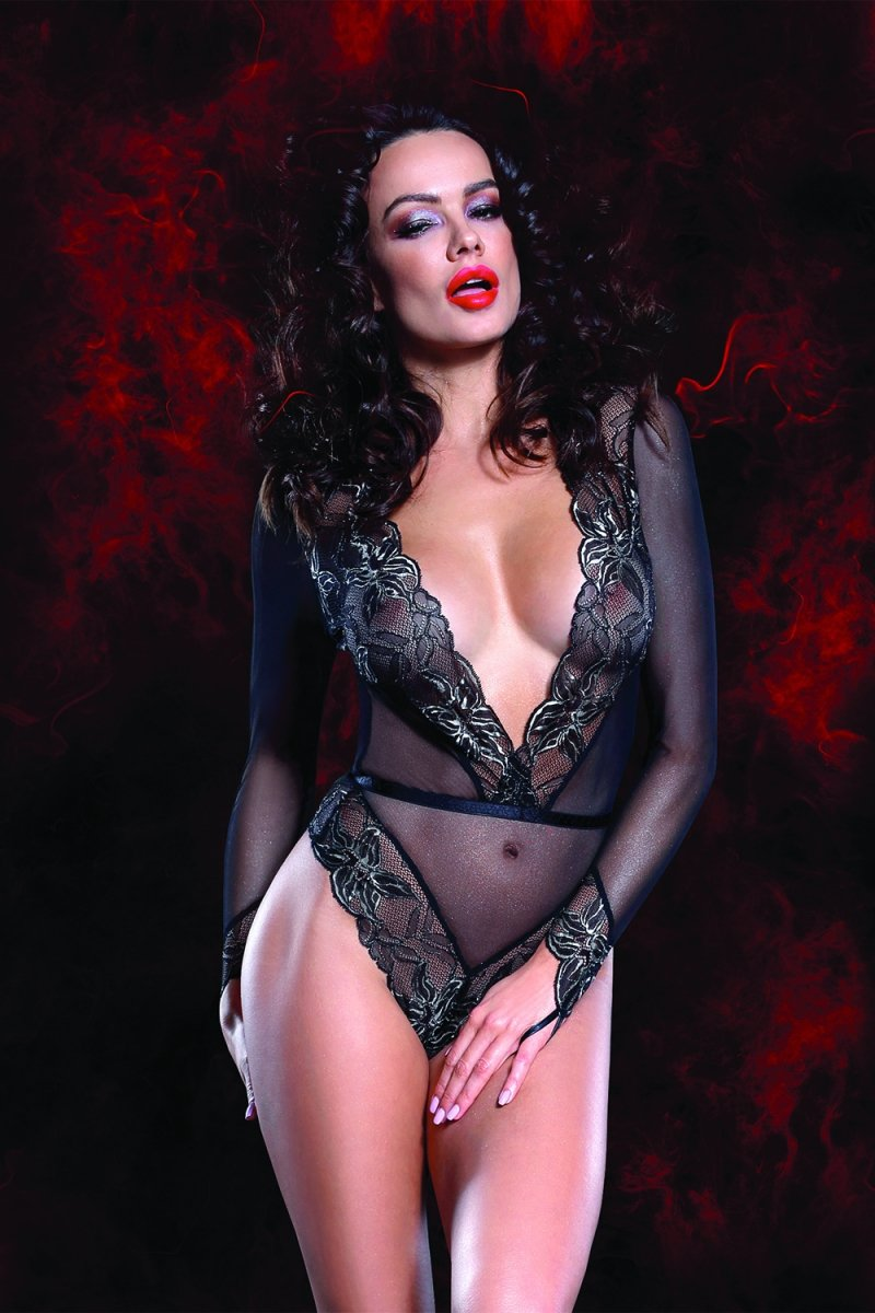 Demoniq Axelle Body - Body - Bielizna erotyczna b66cd9557d81d