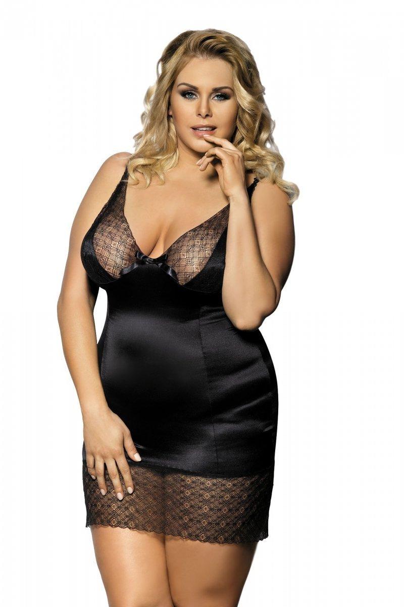 77c8493f2c3d25 Anais Enfia Koszulka Size Plus - Queen Size XXXL - Bielizna erotyczna,