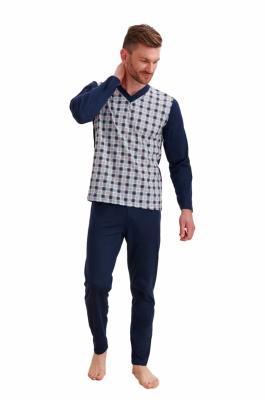 Taro Roman 004 20/21 Z'20 piżama męska plus size
