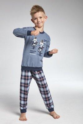Cornette 593/85 Dog Patrol piżama chłopięca