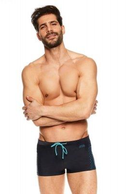 Henderson Krone 36837-59X Granatowe kąpielówki męskie