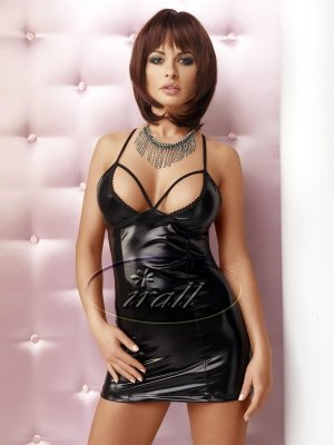 Irall Lexi Czarna sukienka