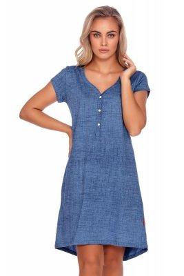 Dn-nightwear TM.5038 damska koszula nocna