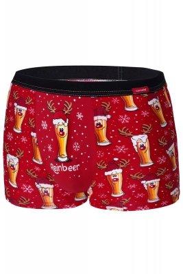 Cornette Merry Christmas Beer 2 007/54 bokserki męskie
