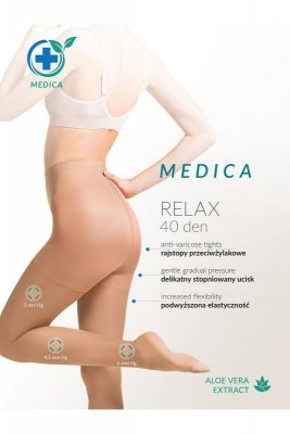Gabriella relax medica 40 den plus neuro rajstopy