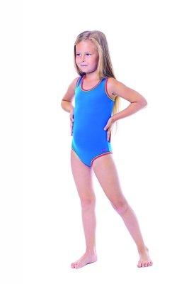 Shepa 001 Kostium kąpielowy dziewczęcy (B4)