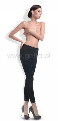 Gatta Trendy Czarne 44458,44459 spodnie