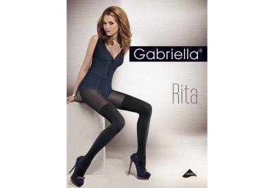 Gabriella Rita 387 5XL 40 den rajstopy