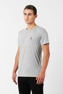 Orlovski R-neck Grey koszulka męska