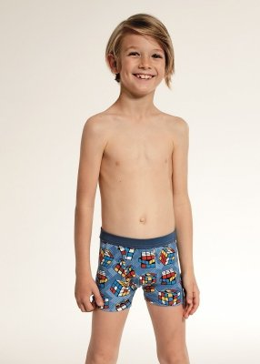Cornette Young Boy 700/85 Cube bokserki
