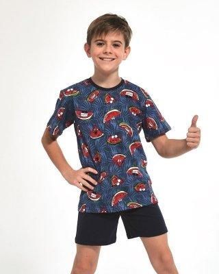 Cornette Kids Boy 334/86 Watermelon 3 86-128 piżama chłopięca