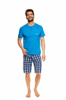 Henderson Urge 36830-55X Niebieska piżama męska