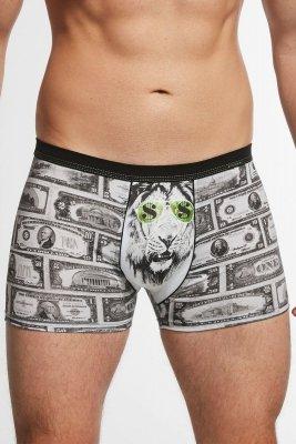 Cornette Tattoo Dollars 280/167 bokserki