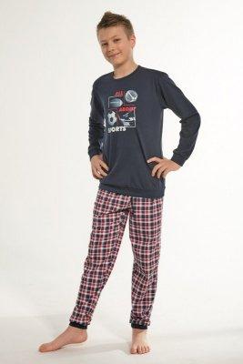 Cornette 593/100 Kids Sport piżama chłopięca