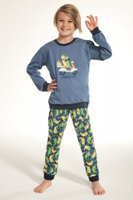 Cornette 593/91 Kids Pepperoni piżama chłopięca