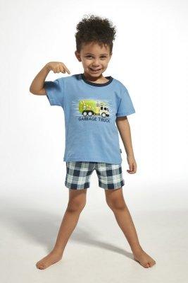 Cornette 789/69 Kids Garbage Truck piżama chłopięca